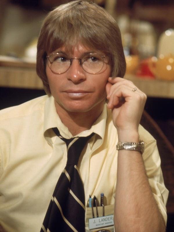 John Denver Eyeglass Frames : Bespectacled Birthdays: John Denver (from Oh, God!), c.1977