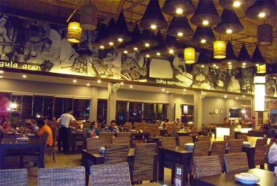 Wisata Kuliner Di Restoran