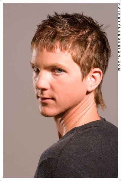 Modern Mens Short Haircuts