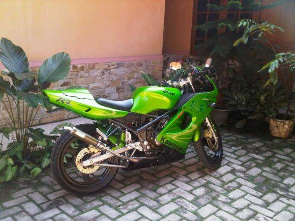 Jual Beli Motor Bekas Kawasaki Ninja 150 Rr Cfa Vauban Du Batiment