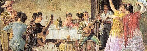 El Gabinete De Las Miravilias Garcia Ramos En La Pintura Sevillana