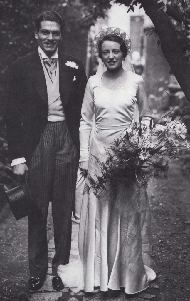 Vivien Leigh: The Vintage Bride: Jill Esmond