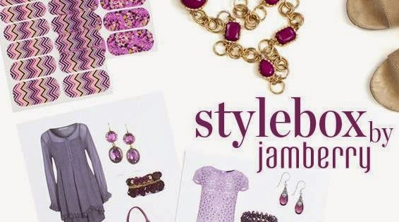 Image: Click for more information on Jamberry Nail Wraps StyleBox