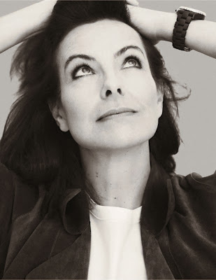 Carole Bouquet HQ Pictures Elle France Magazine Photoshoot January 2014