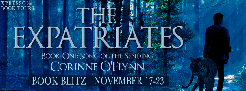 The Expatriates by Corinne O'Flynn
