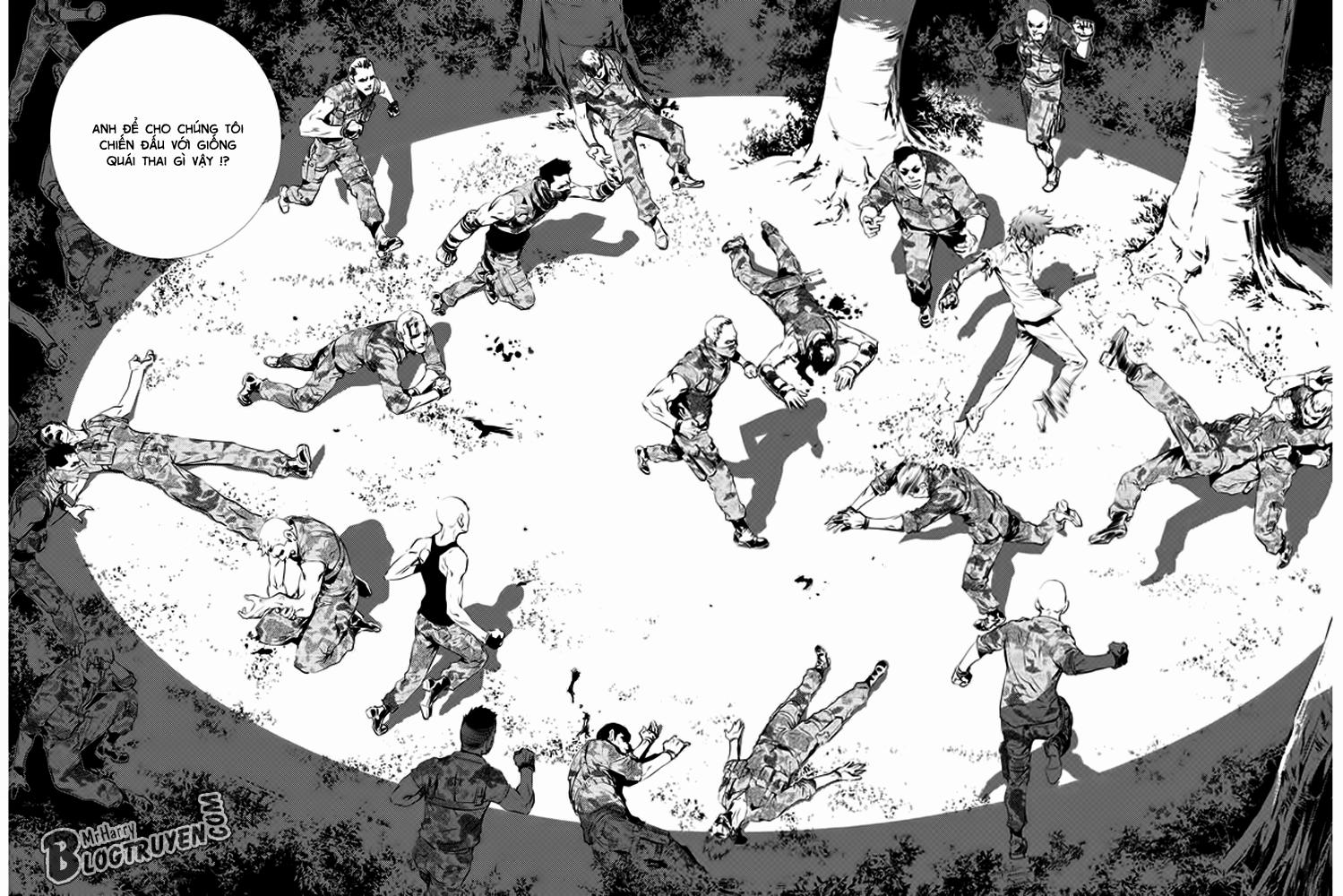 TruyenHay.Com - Ảnh 15 - The Breaker New Waves Battle 117