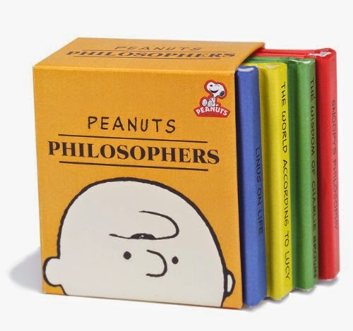Peanuts Philosophers (Charles M. Schulz)