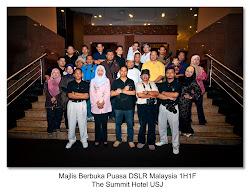 Majlis Berbuka Puasa DSLR Malaysia 1H1F