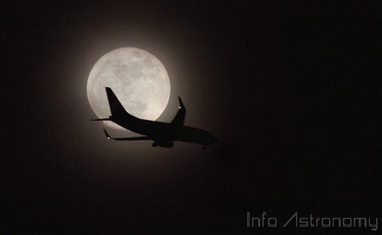 Bulan Purnama Mini Bersinar Malam Ini