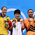 pandelela sumbang pingat gangsa