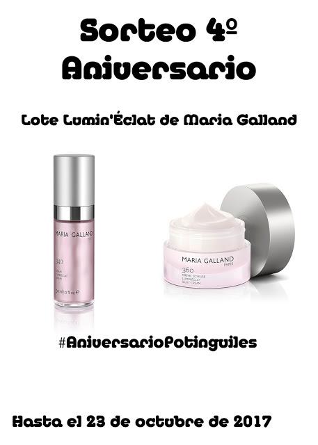 Sorteo Maria Galland
