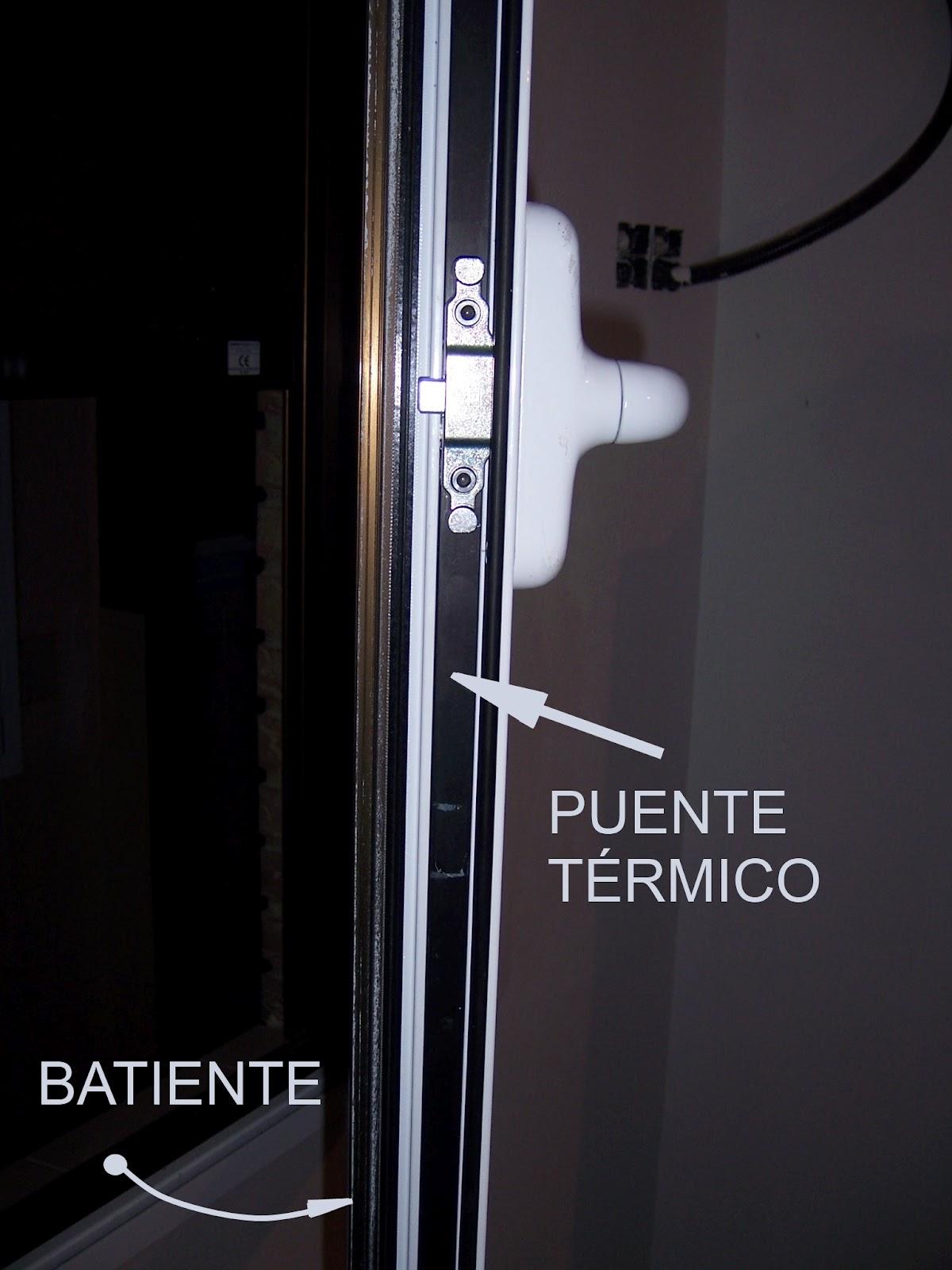 Ventanas de aluminio con rotura de puente termico precios for Varillas de fibra de vidrio leroy merlin