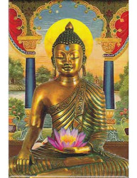 This is Buddha. I am a Buddhist.