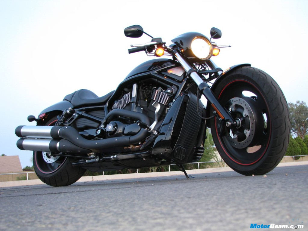 Auto Review Top Harley Davidson India