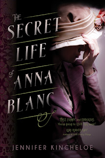 The Secret Life of Anna Blanc, Jennifer Kincheloe