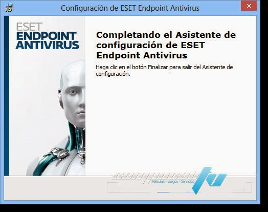 ESET Endpoint Antivirus Security 5 Español