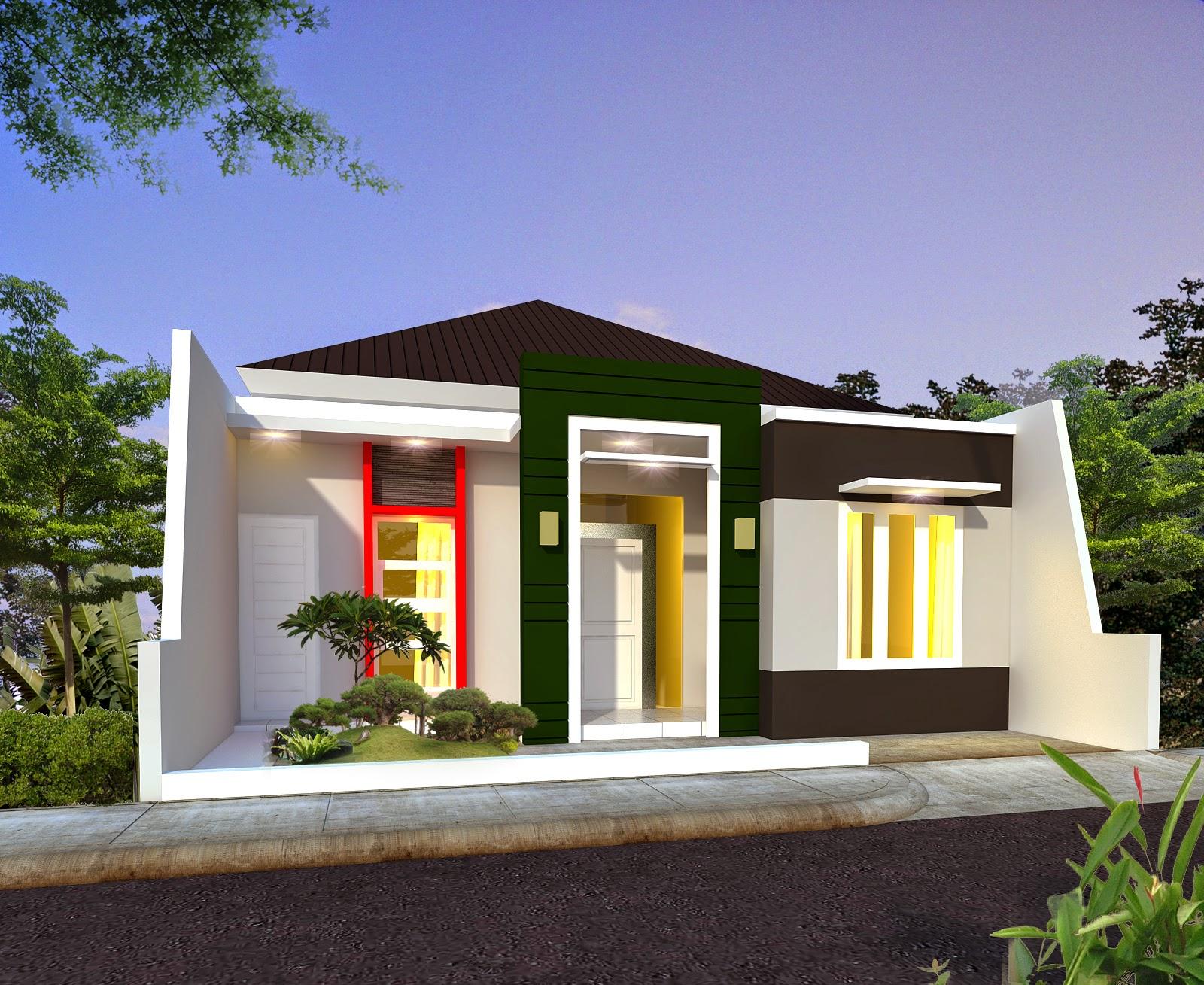 Arsitektur Desain Rumah Tropis