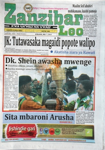 Gazeti La Uwazi Na Ukweli http://www.2mapa.org/tag/mwanaspoti-gazeti