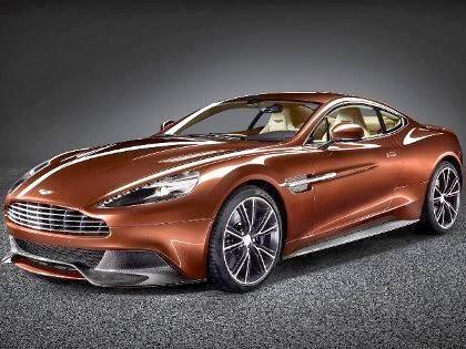 Foto Aston Martin Vanquish Gambar Mobil Super Mewah Termahal