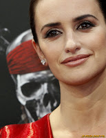 Penelope Cruz Pirates of the Caribbean premiere in Munich