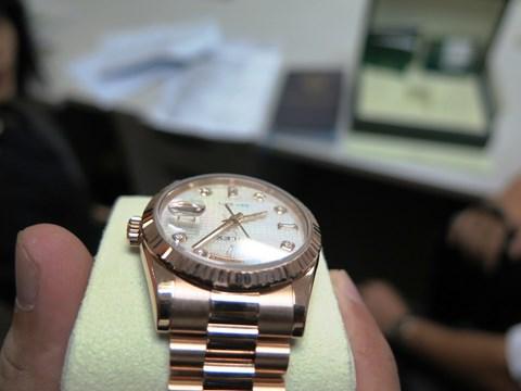 Shop đồng hồ rolex chính hãng