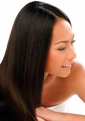 rahasia keindahan rambut wanita indonesia