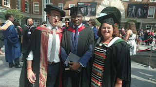 Gov Shettima's spokesman, Isa Gusau bags first-class degree from London University