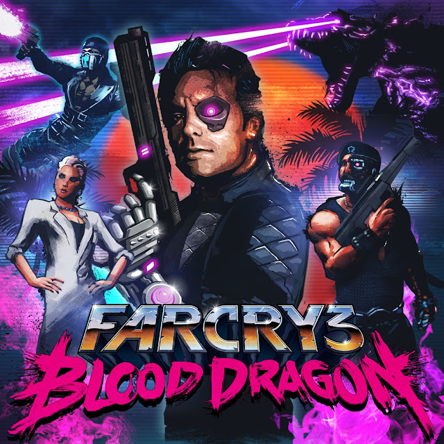 Far cry 3 blood dragon pity