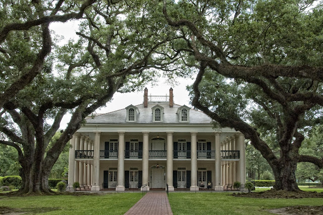 Our Travel Blog Louisiana Oak Alley Plantation May 2 2011