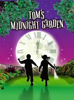 Tom's Midnight Garden Tour Review New Theatre Cardiff Family Half Term Fun