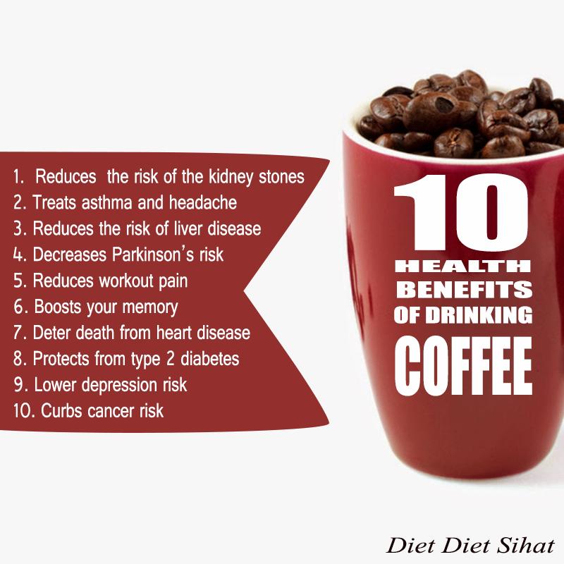 kopi untuk kesihatan