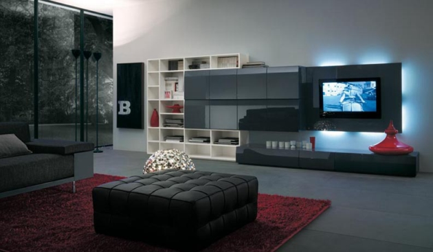 Modern Home Tv Lounge Designs Or Ideas . The Largest Collection Of Interior  Design And Decorating Ideas On The Internet, Including