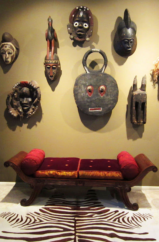 Apartmentf15 decorating with african masks for African wall decoration