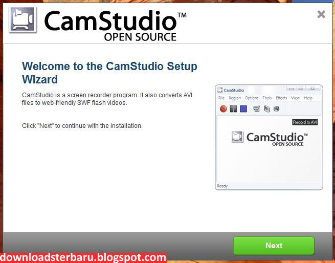 camstudio offline installer free download