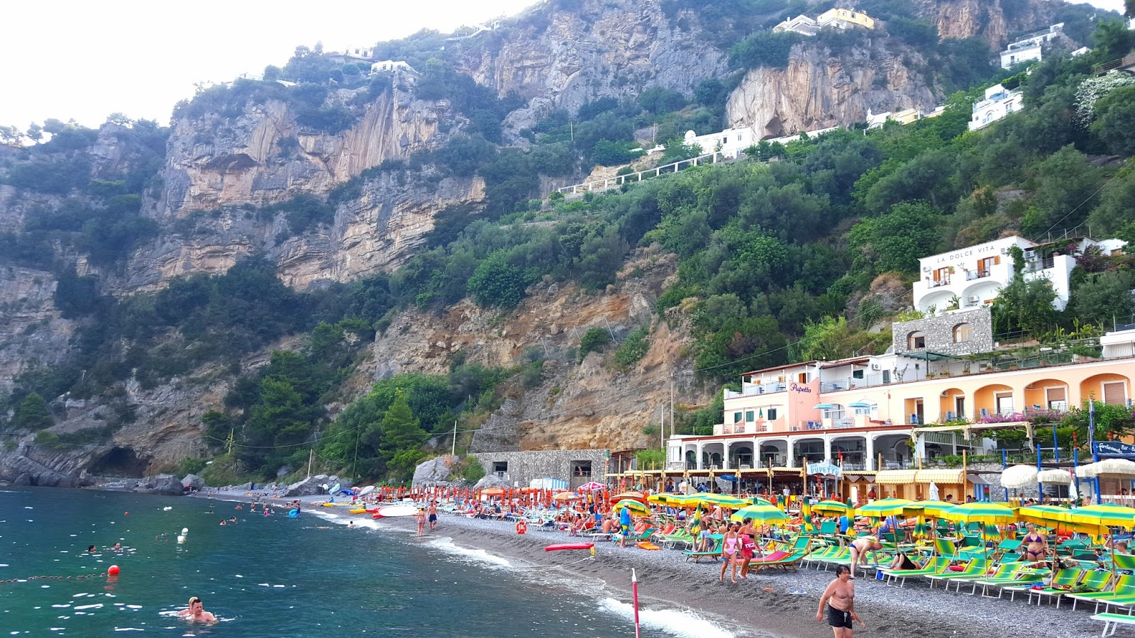 Travel Style: Positano, Italy (The Amalfi Coast)