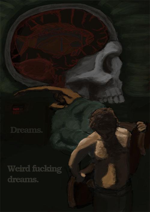 Pig Dog - online graphic novel, page 2