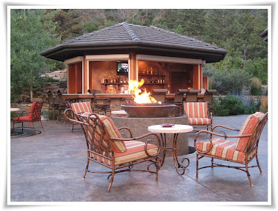 Fire pits modular fire pit patios transform your backyard for Prefab fire pits