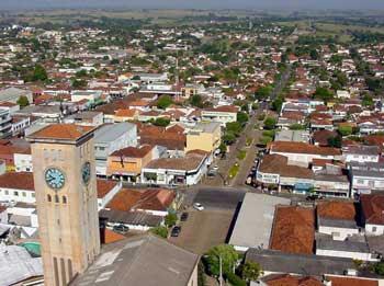 Cidade de Adamantina SP
