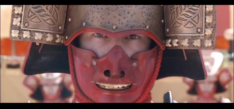 Escena de la película La leyenda del Samurái, 47 Ronin
