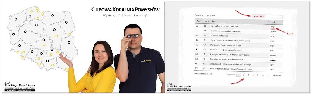 1300 darmowych przewodników po Polsce - dla Ciebie