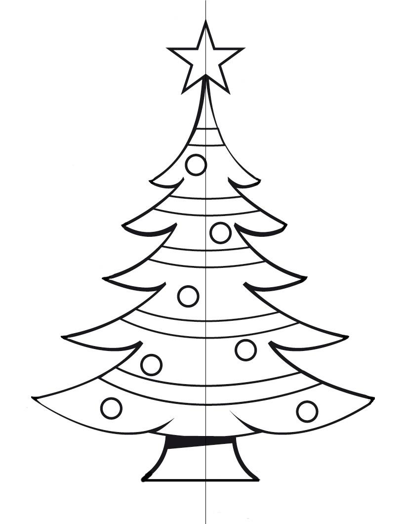 Dibujos fondos de escritorio imagenes dibujo de rbol - Estrella para arbol de navidad ...