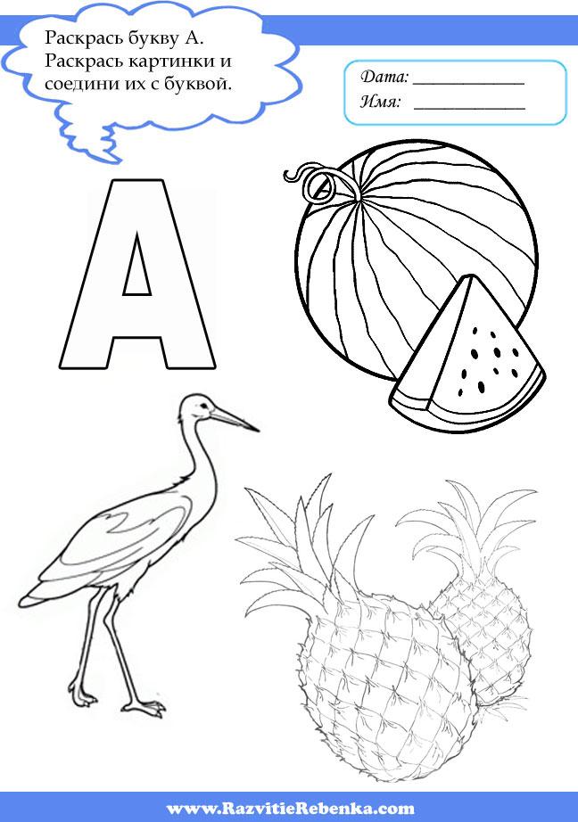 Раскраски птицы в гнездах
