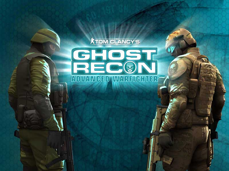 ghost recon jeu playstation - photo #25