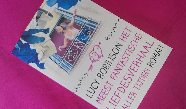 Lucy Robinson - Het meest fantastische liefdesverhaal aller tijden