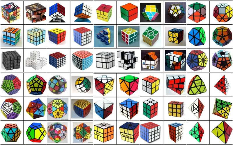 Describe About RUBIKS CUBE My Favorite Item