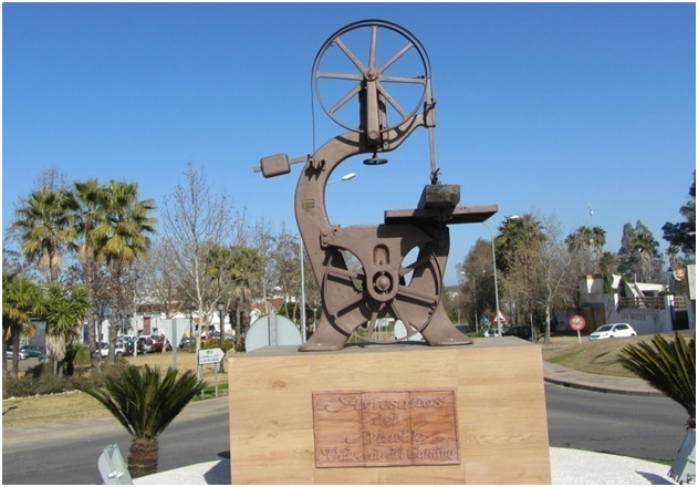 Valverde del camino historia y patrimonio la industria for Muebles valverde del camino