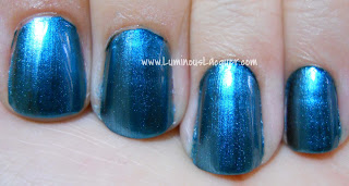 LuminousLacquer.com - China Glaze - Altered Reality