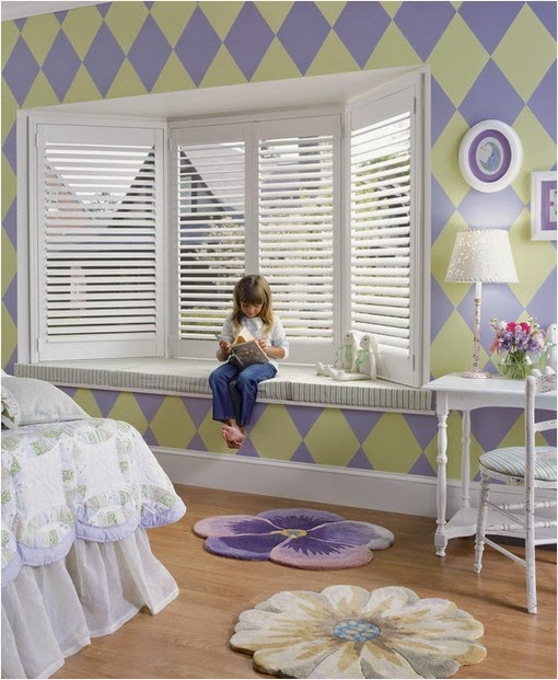Window decorations, The best ideas for window decor, horizontal and vertical blinds