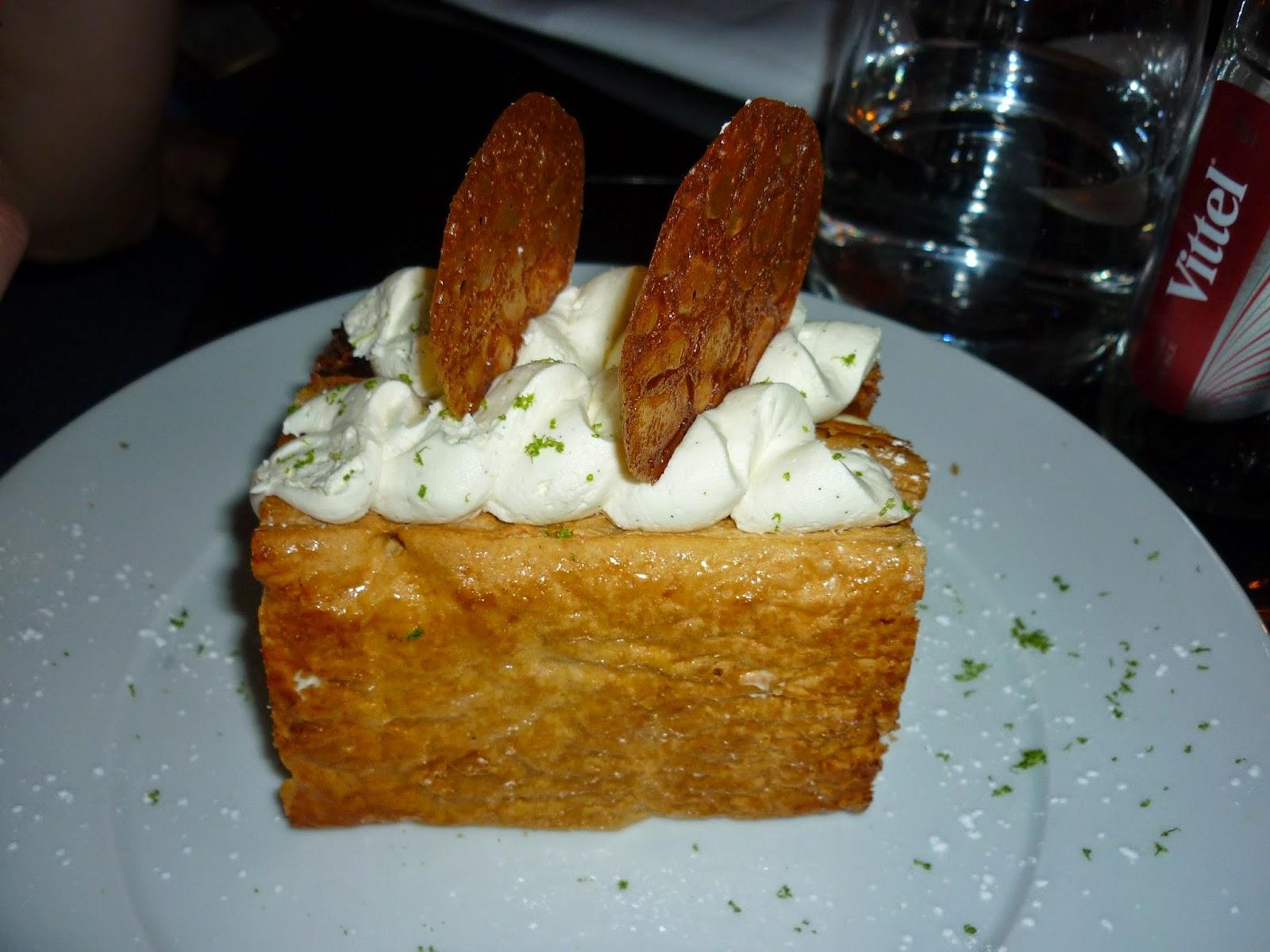 Au Monsieur Bleu - Paris 16ème - restaurant