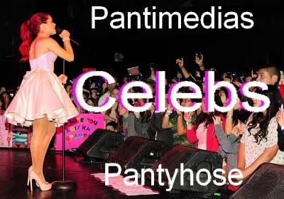 Pantimedias Pantyhose Celebs